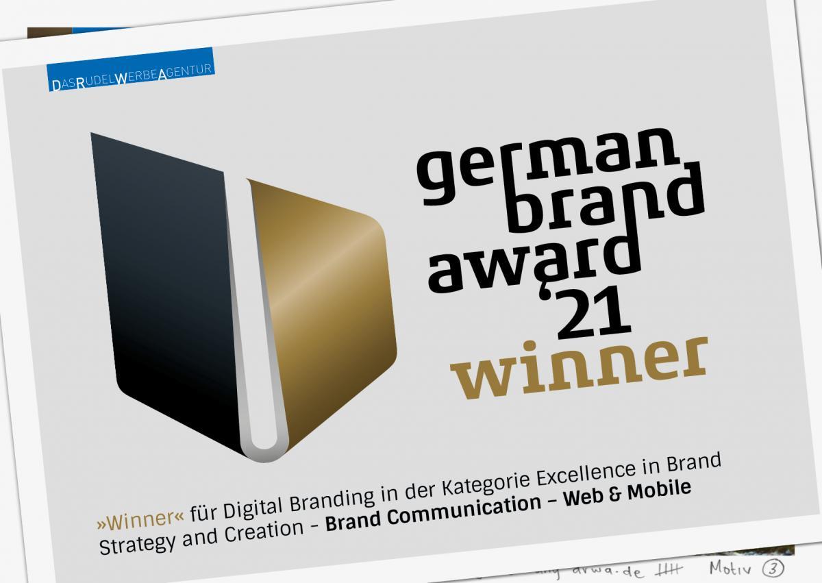 DRWA Das Rudel Werbeagentur Freiburg – German Brand Award Winner 2021