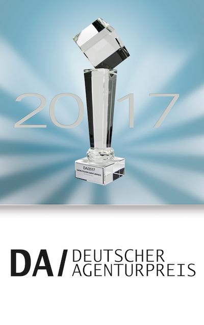 Als erste Agentur aus Freiburg: DRWA gerwinnt den Deutschen Agenturpreis 2017