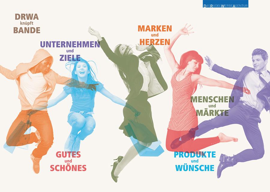 DRWA Das Rudel Werbeagentur Freiburg > Agentur für mediale Kommunikation > Insights > DRWA knüpft Bande