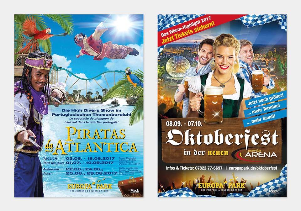 DRWA Das Rudel Werbeagentur Freiburg > Kompetenzen > Print-Design > Europapark