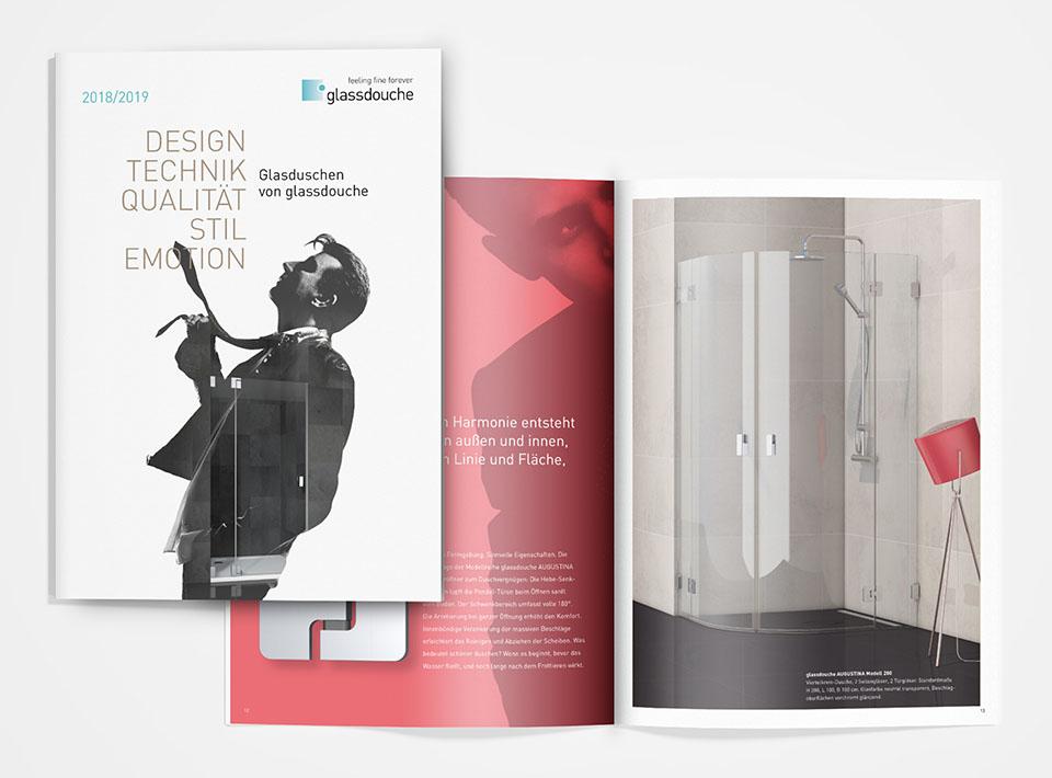 DRWA Das Rudel Werbeagentur Freiburg > Kompetenzen > Package-Design > Glassdouche, Heitersheim