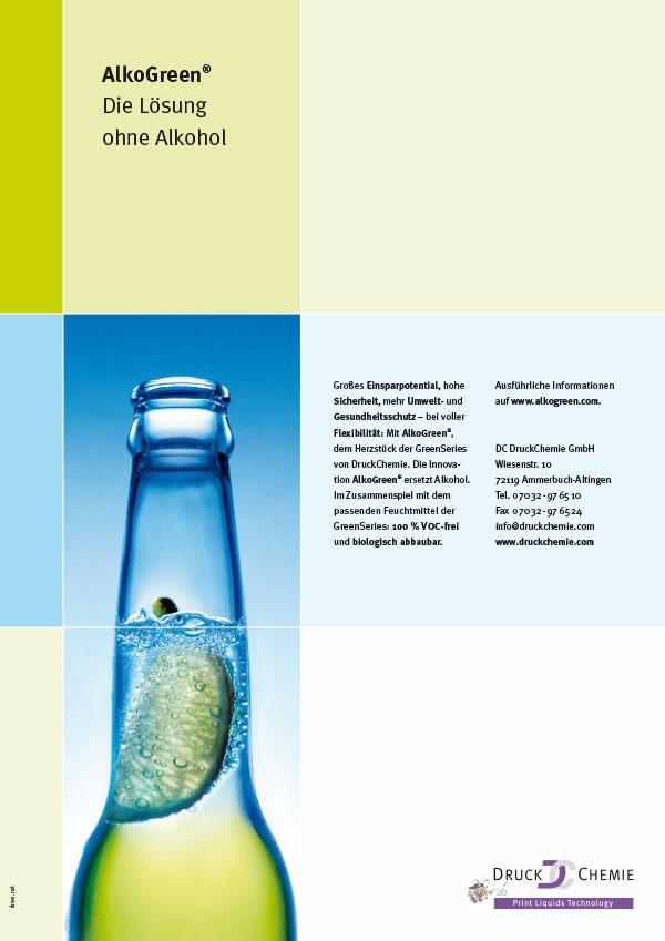 DRWA Das Rudel Werbeagentur Freiburg > Agentur für mediale Kommunikation > Awards > 2005 > Jahrbuch der Werbung > DruckChemie