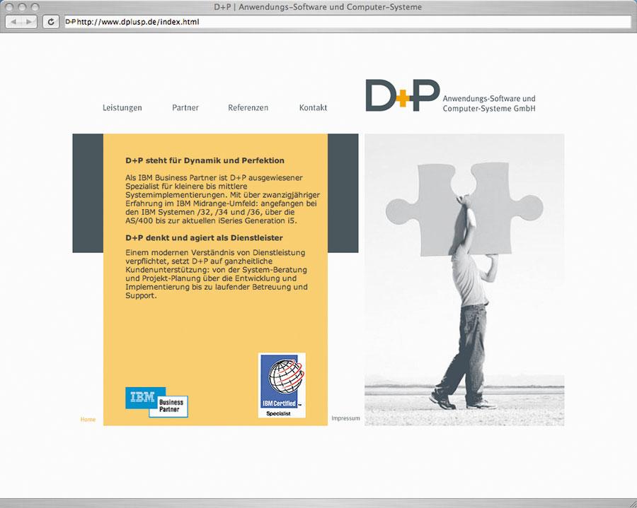 DRWA Das Rudel Werbeagentur Freiburg > Agentur für mediale Kommunikation > Awards > 2007 > Jahrbuch der Werbung > D+P