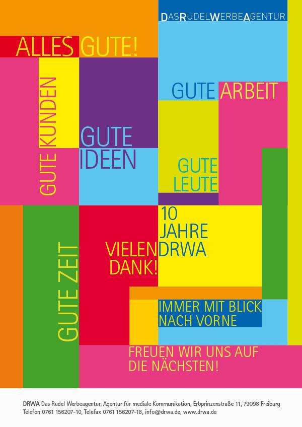 DRWA Das Rudel Werbeagentur Freiburg > Agentur für mediale Kommunikation > Awards > 2014 > Das Jahr der Werbung > DRWA