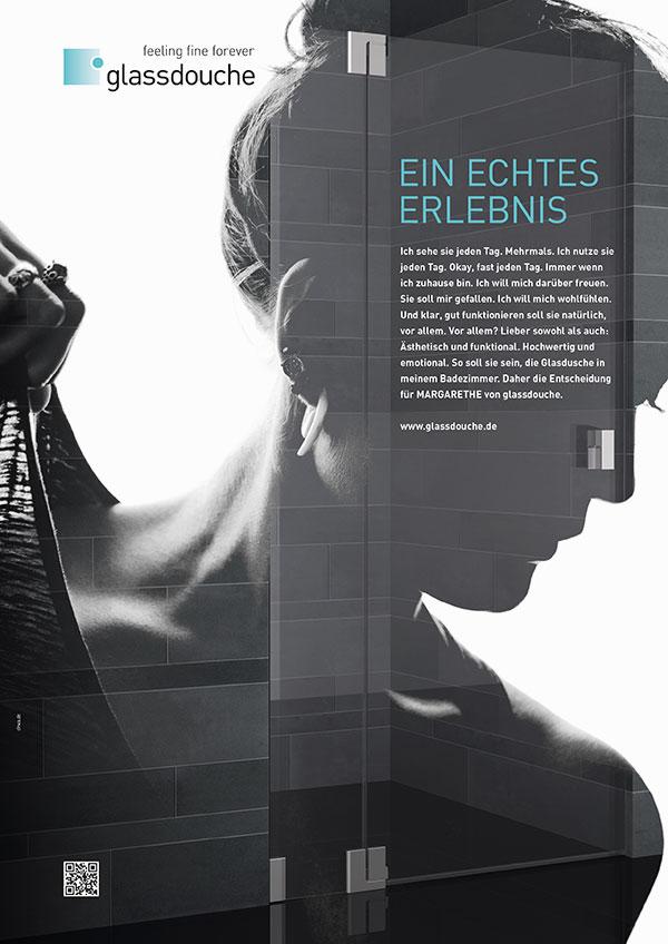 DRWA Das Rudel Werbeagentur Freiburg > Agentur für mediale Kommunikation > Awards > 2015 > Das Jahr der Werbung > Glassdouche