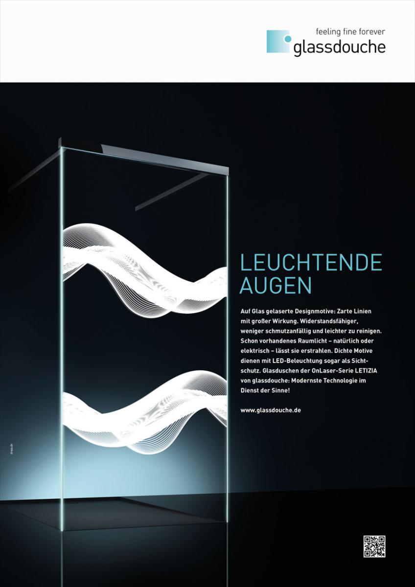 DRWA Das Rudel Werbeagentur Freiburg > Agentur für mediale Kommunikation > Awards > 2016 > Das Jahr der Werbung > Glassdouche