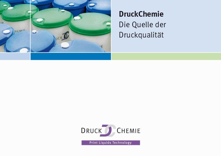 DRWA Das Rudel Werbeagentur Freiburg > Agentur für mediale Kommunikation > Awards > 2006 > Jahrbuch der Werbung >Druckchemie