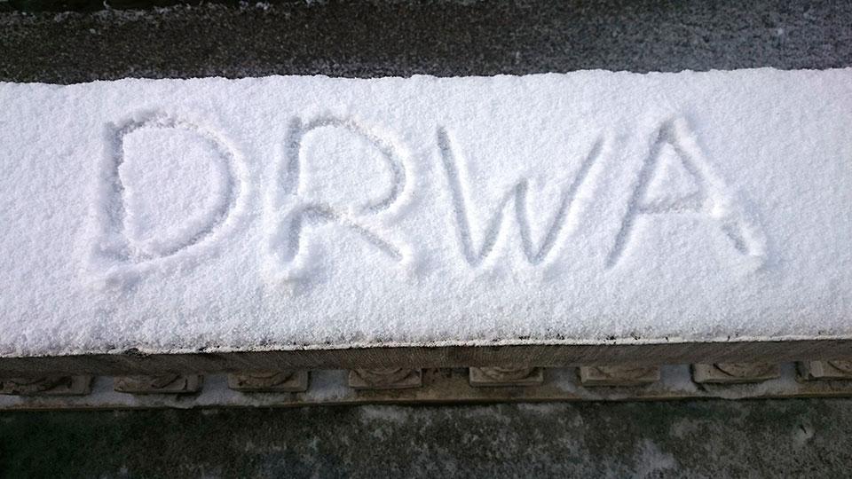 DRWA Das Rudel Werbeagentur Freiburg > Agentur für mediale Kommunikation > Insights > Graffiti? Snowffiti!?