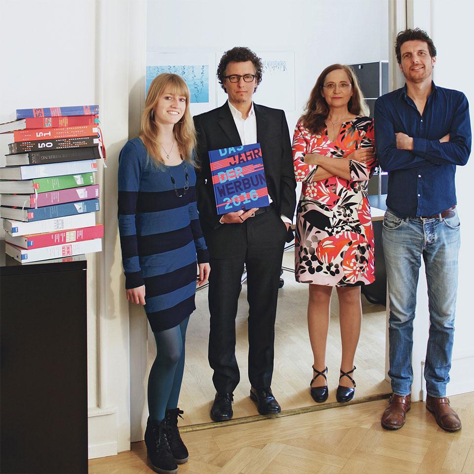 DRWA Das Rudel Werbeagentur Freiburg > Agentur für mediale Kommunikation > Insights > Jahr der Werbung 2016